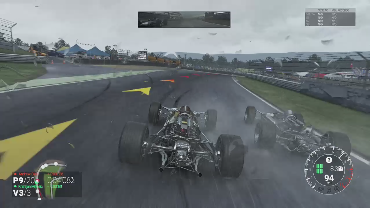LeoPersik playing Project CARS