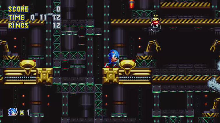 IzziSparks playing Sonic Mania