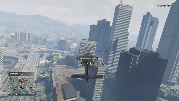 AdjoeBy playing Grand Theft Auto V