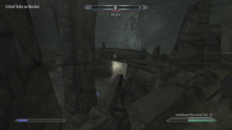 Reblin123 playing The Elder Scrolls V: Skyrim Special Edition