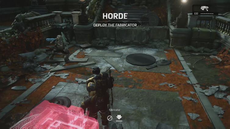 Weredog51 playing Gears of War 4