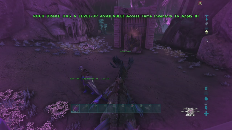AJLAFAMILIA101 playing ARK: Survival Evolved