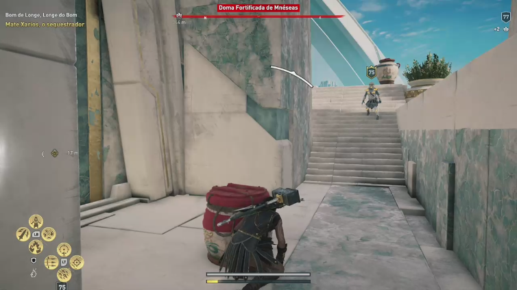 DanRocker76 playing Assassin's Creed Odyssey